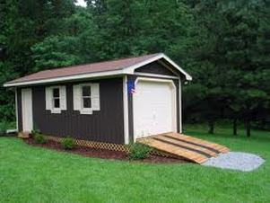 Plans - Proper Steps to Build a Storage Shed - Shed Blueprints Free ...