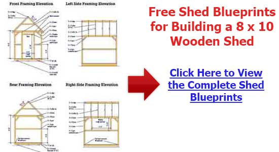 Storage Shed Plans 10X12  sc 1 st  Wood & Ideas Free shed plans 10x12 | Wood
