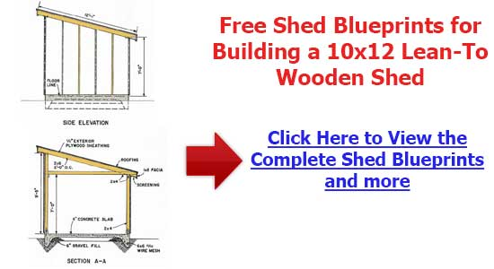 Shed Blueprints Free - How to Get the Best Shed Building Plans